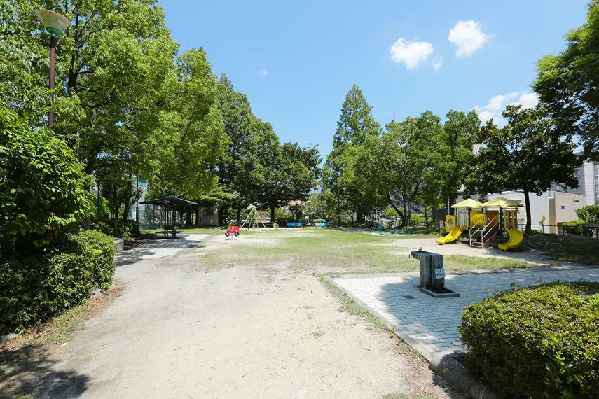 公園 一社公園