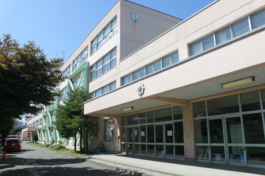 中学校 北野中学校