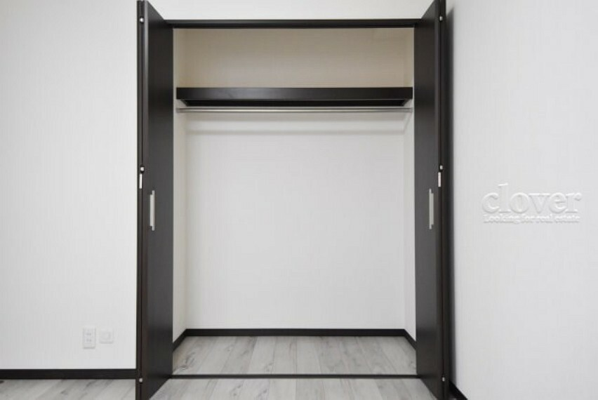 収納 洋室2 クローゼット