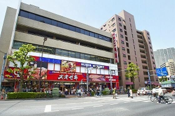 スーパー 【スーパー】オオゼキ 練馬店まで170m