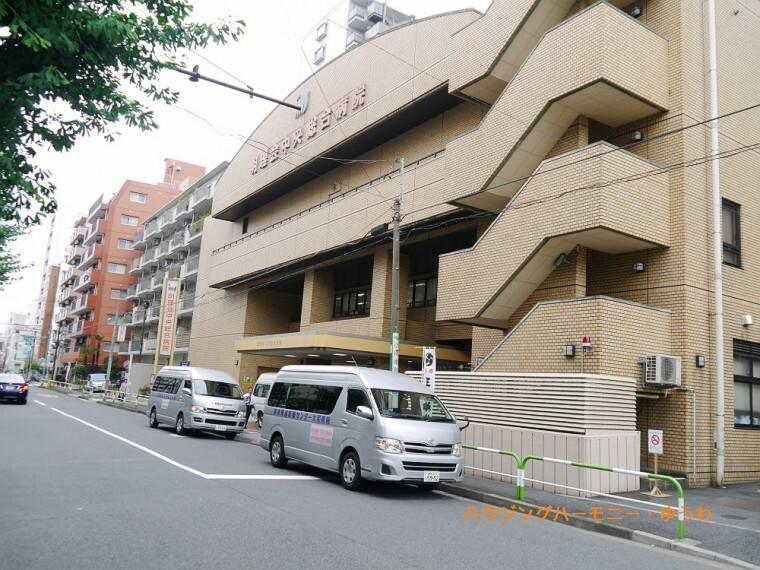 病院 【総合病院】明理会中央総合病院まで627m