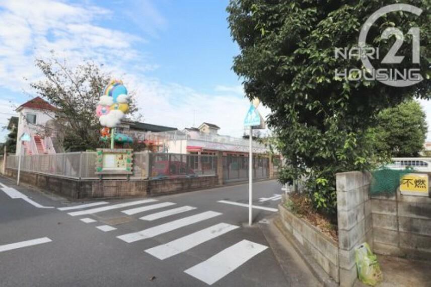 幼稚園・保育園 【幼稚園】福生多摩幼稚園まで2407m