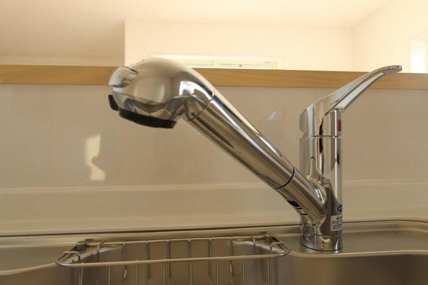 キッチン 【施工例】浄水器蛇口