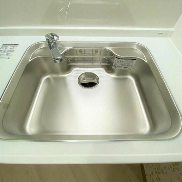 キッチン キッチンの水回りでございます!