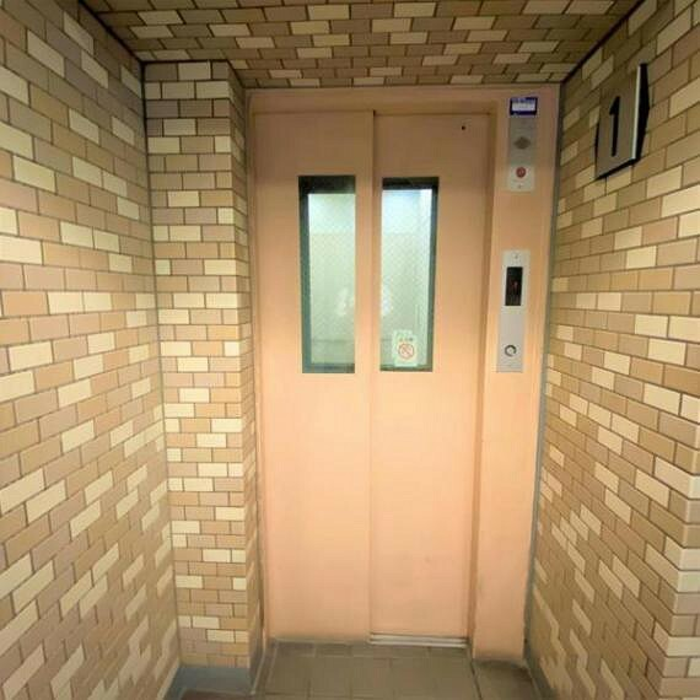 エレベーター付きです!