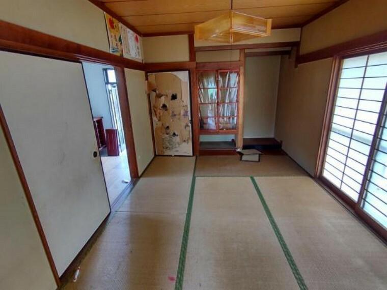 【リフォーム中】和室は畳の表替えを行う予定です。