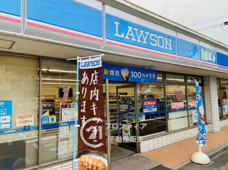 コンビニ ローソン 東大阪宝町店