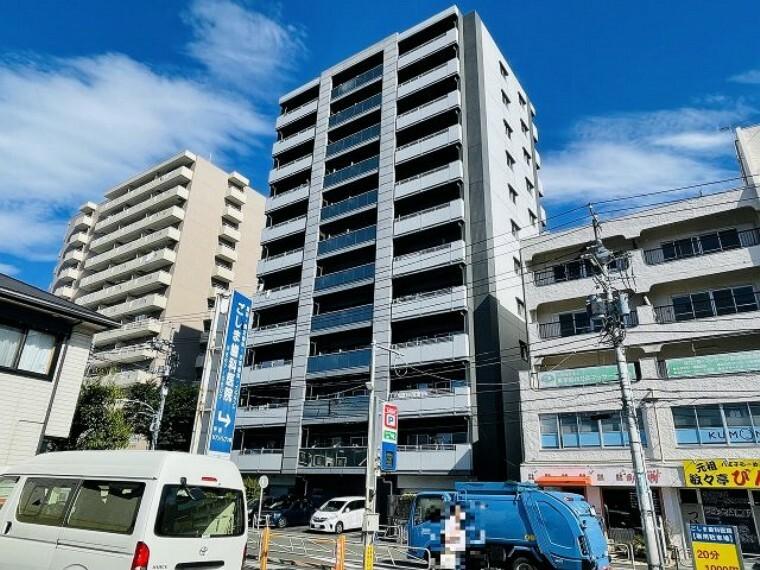外観写真 ~JR中央線・京王高尾線「高尾」駅徒歩2分 築浅3LDKマンション~