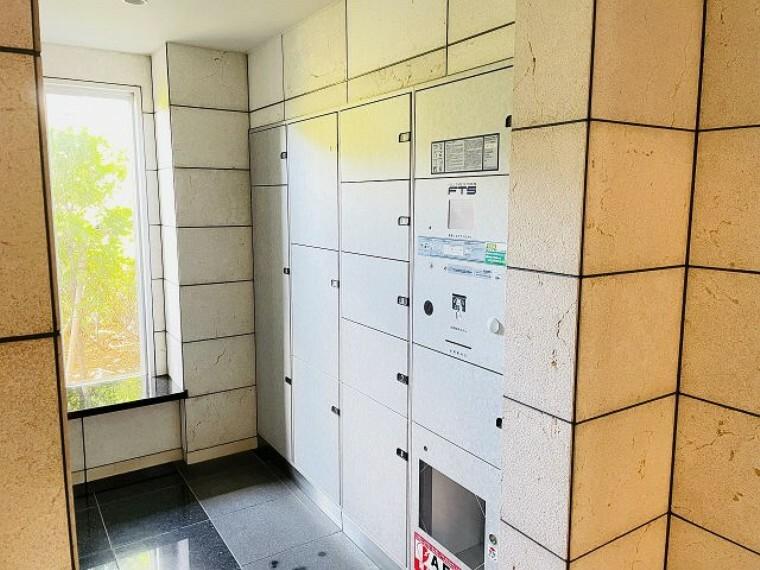 宅配ボックス ~宅配BOX お荷物の受け取りに大変便利な設備~
