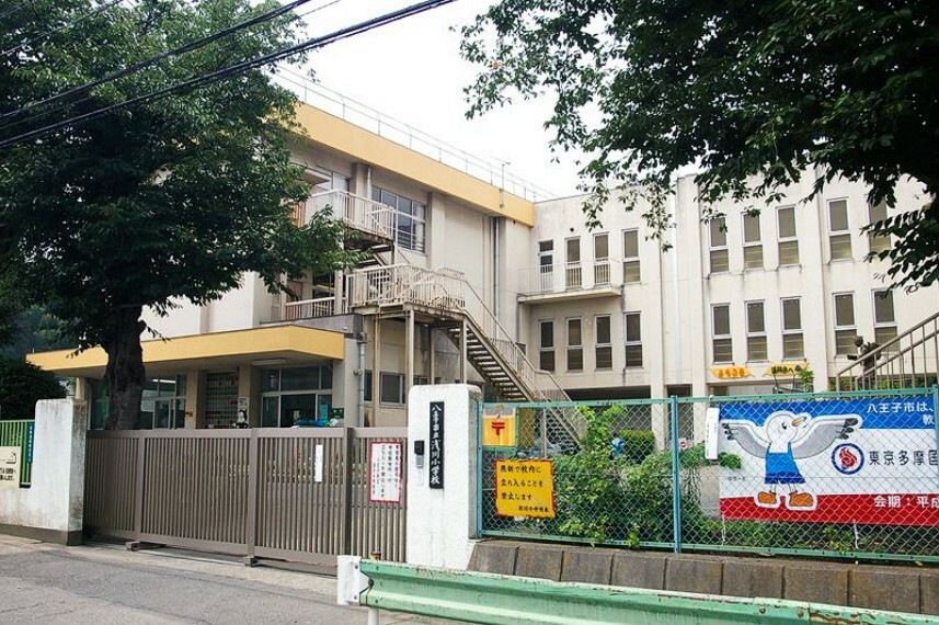 小学校 【小学校】浅川小学校まで282m