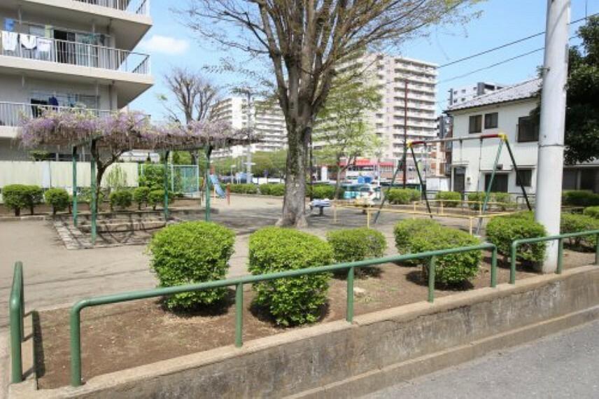 公園 【公園】初沢公園まで208m