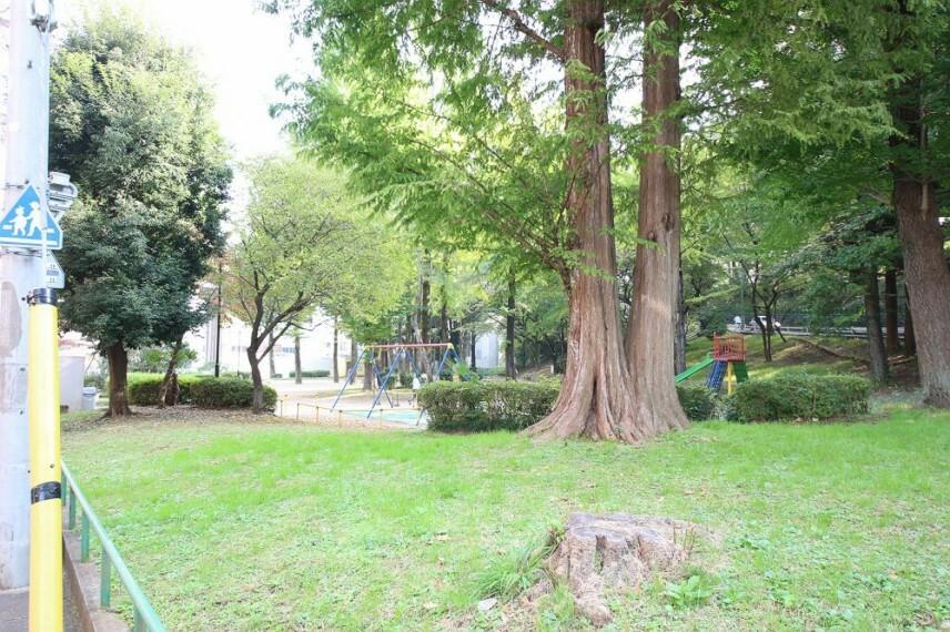 公園 【公園】狭間公園まで581m