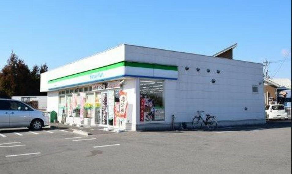 コンビニ 【コンビニエンスストア】ファミリーマート 大田原本町店まで710m