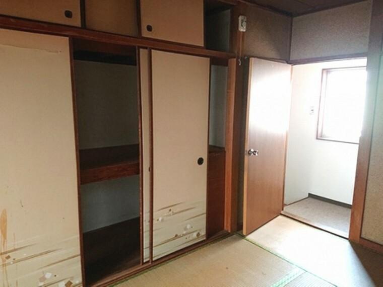 収納 たっぷりの収納スペースで快適に暮らせます