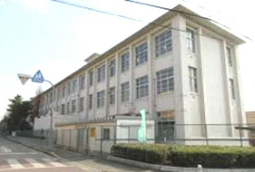 小学校 【小学校】尼崎市立長洲小学校まで708m