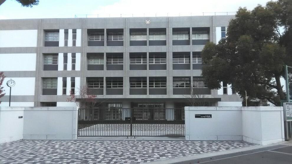 中学校 【中学校】尼崎市立小田中学校まで859m