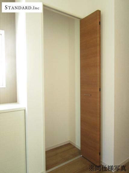 収納 【同仕様写真】1階廊下収納