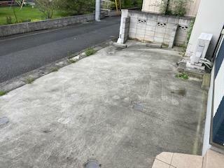 駐車場 2021/7/15撮影