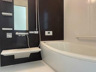 浴室 2021/7/15撮影
