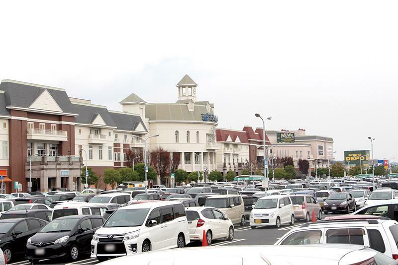 ショッピングセンター トキハわさだタウン 大分県大分市大字玉沢755-1