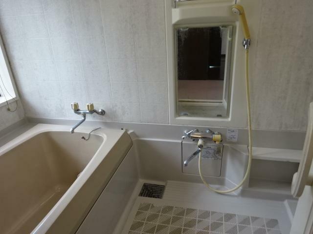 浴室 清潔でゆったりした浴室