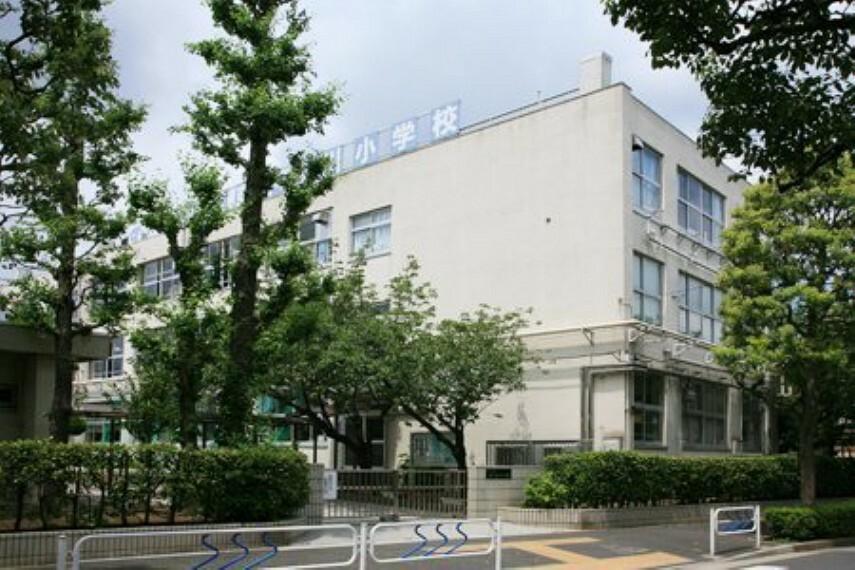 小学校 (江戸川区立東小松川小学校)