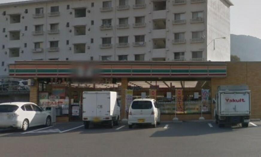 コンビニ セブンイレブン 呉焼山中央3丁目店