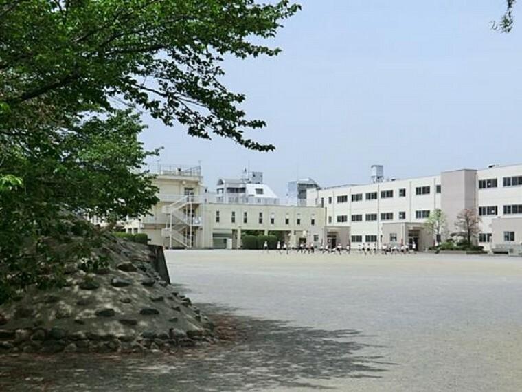 小学校 八王子市立由井第一小学校