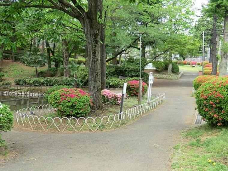 公園 六本杉公園