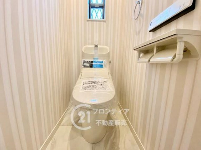 トイレ トイレは2ヶ所あるので便利ですね