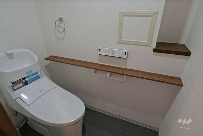 現況写真 トイレ[2021年7月26日撮影]