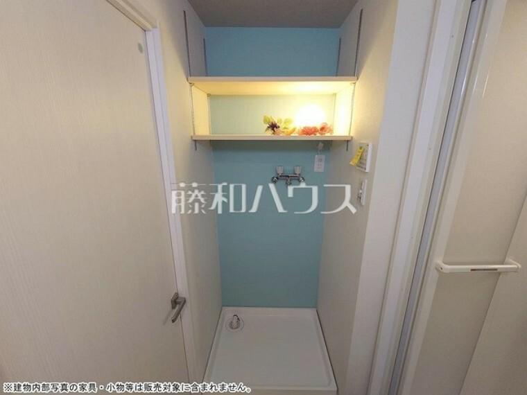洗面化粧台 洗濯機置き場 【カザベーラ西武立川】