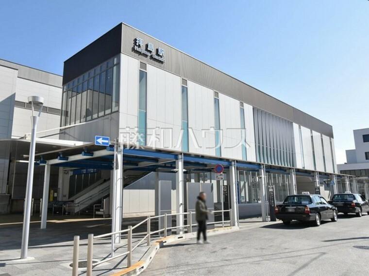西武拝島線・JR青梅線・JR八高線・JR五日市線「拝島」駅