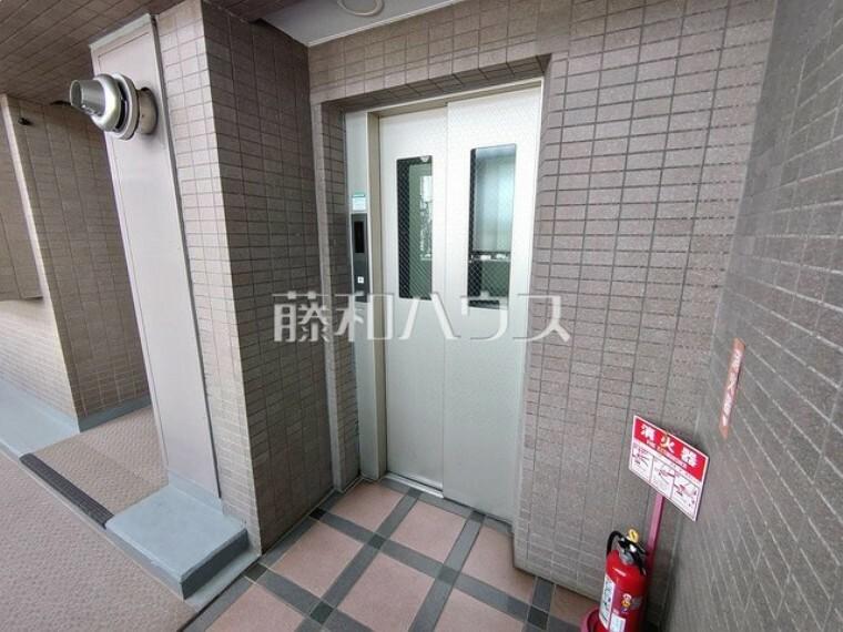 エレベーター 【カザベーラ西武立川】