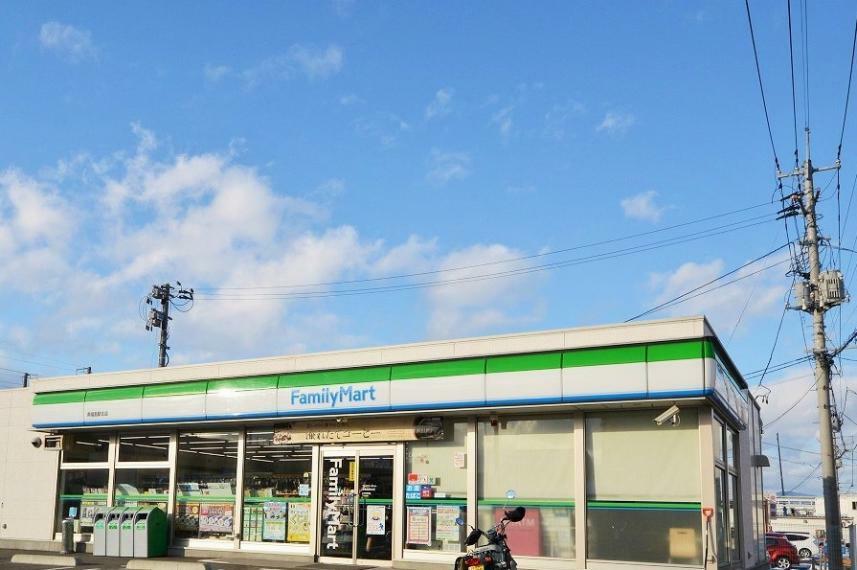 コンビニ ファミリーマート福島駅西口店