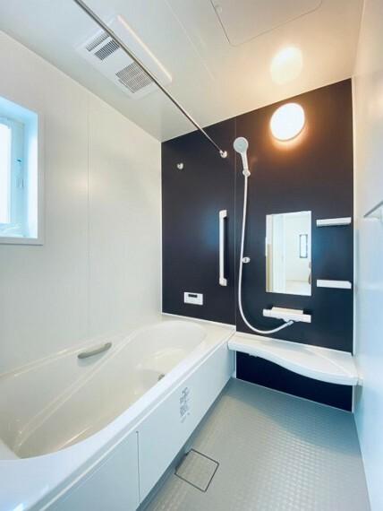 浴室 一坪風呂でゆったりと寛げます