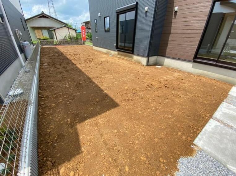 庭 ゆったりとしたお庭は活用方法さまざま!