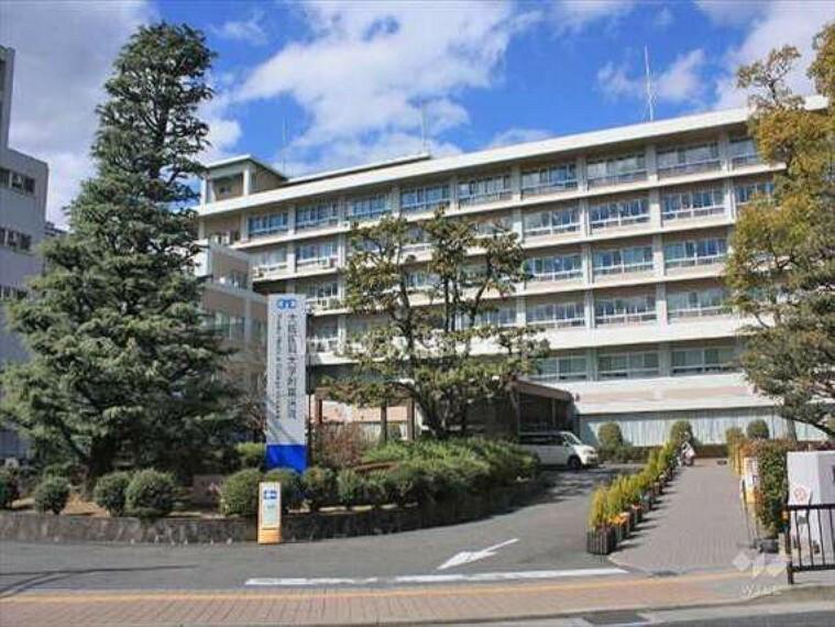 病院 大阪医科大学附属病院の外観