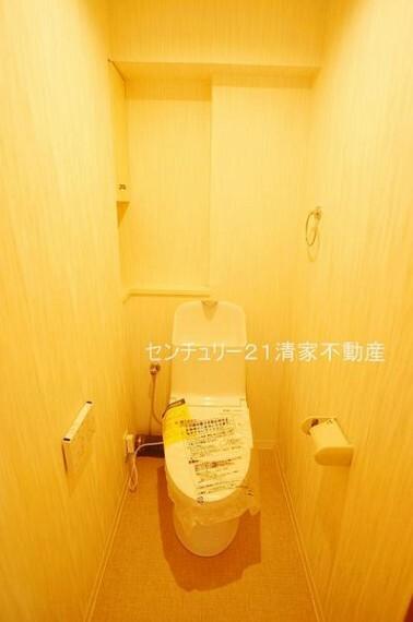トイレ トイレ新品交換済み!(2021年08月撮影)