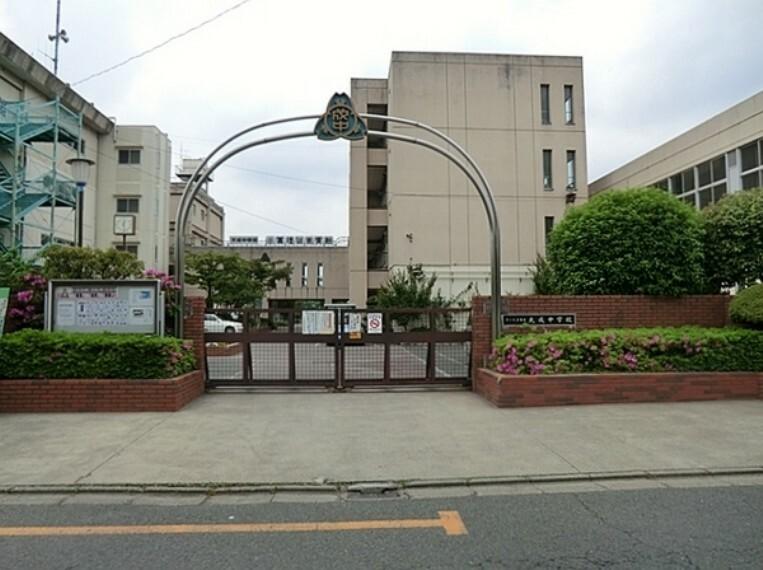 中学校 さいたま市立大成中学校