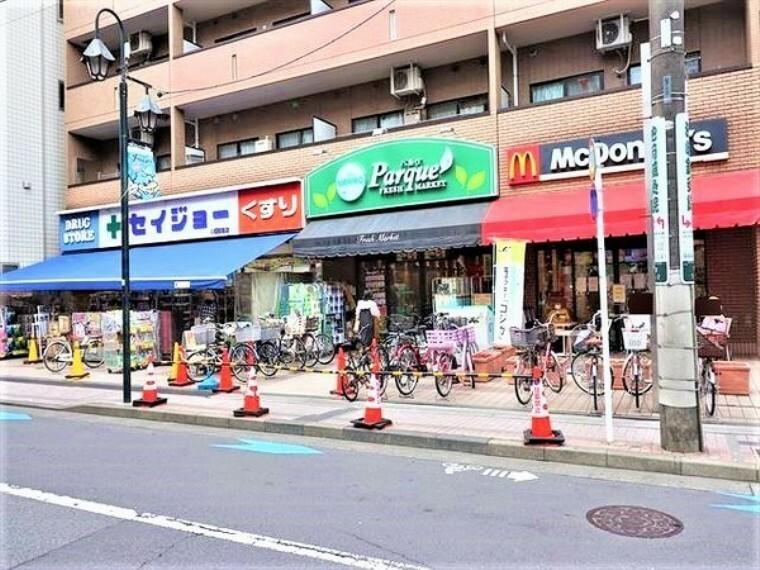 スーパー ニューヤヒロパルケ稲田堤駅前店