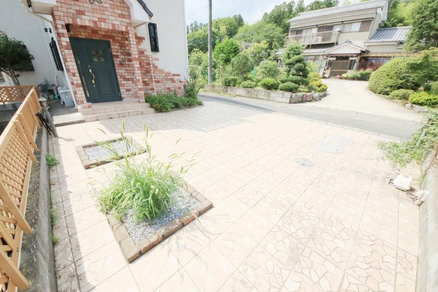 庭 花壇へできるスペースもあります(*^^*)