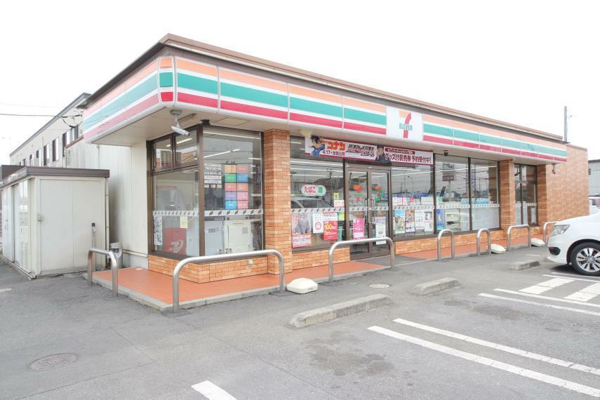 コンビニ セブンイレブン足利八椚町店