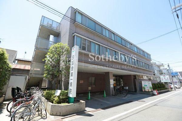 病院 医療法人財団厚生会古川橋病院 徒歩10分。