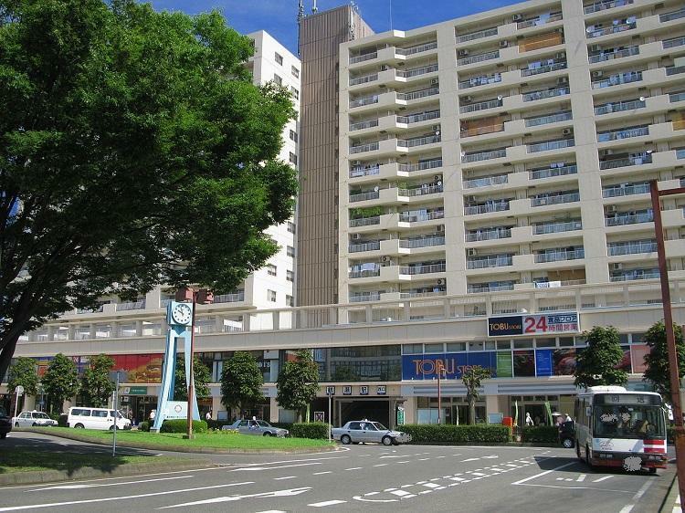 東武東上線「鶴瀬」駅