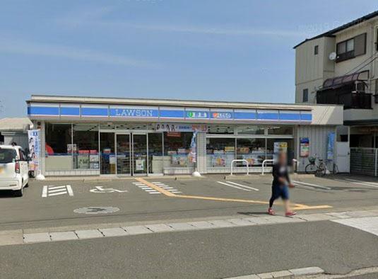 コンビニ ローソン近江高島駅前店