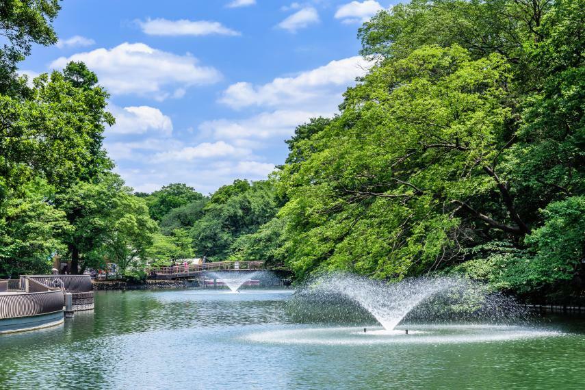 公園 井の頭恩賜公園