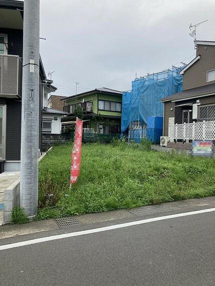 現況写真 相模金子駅より徒歩圏内の便利な立地