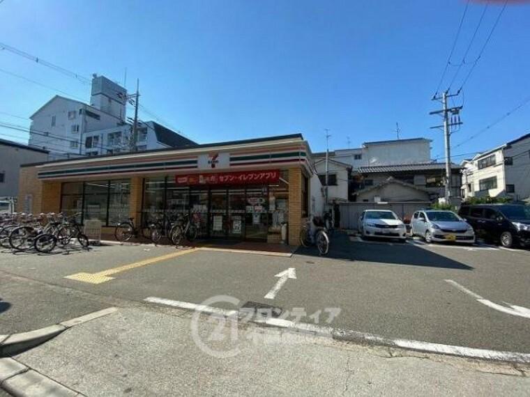 コンビニ セブンイレブン 大阪中加賀屋3丁目店