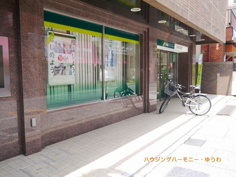銀行 【銀行】三井住友銀行 板橋支店まで385m